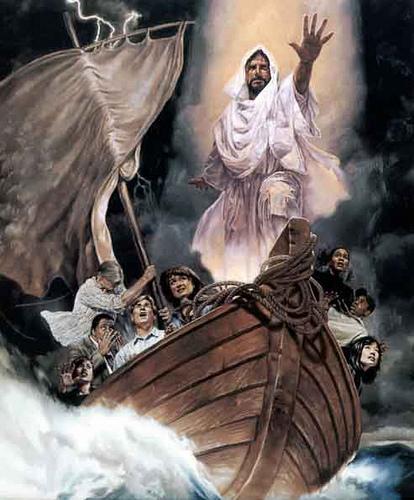 TEMPESTADE, JESUS CRISTO, MILAGRE, ESTUDO BIBLICO, TEOLOGICO
